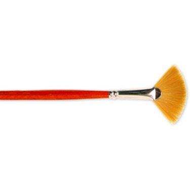 Claire's Icing Fan Brush
