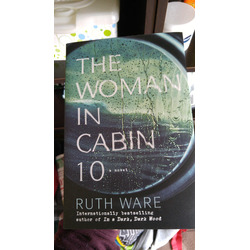 The Woman in Cabin 10 by Ruth Ware (2016, Hardcover)