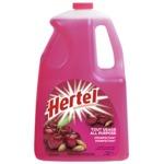 All purpose disinfectant cleaner Cherry Almond Hertel