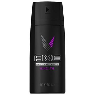 AXE Body Spray for Men, Excite