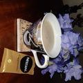 Nescafe instant cappuccino mix
