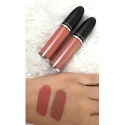 Mac liquid lipstick
