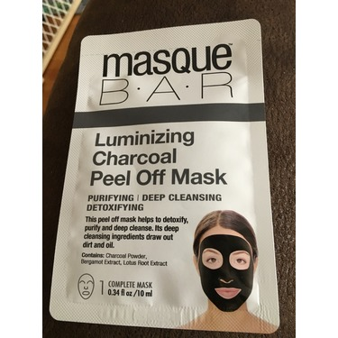 Masque bar luminizing charcoal peel off mask reviews in - Masque peel off maison ...