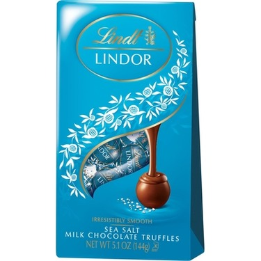 Sea Salt Lindor Truffles