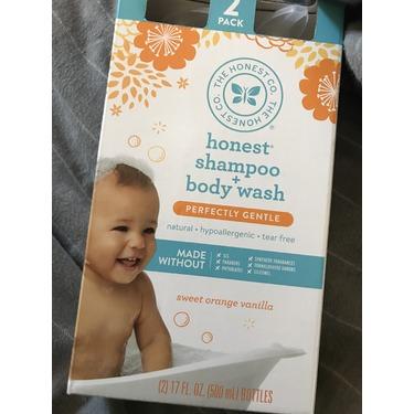 Honest Company Hair & Body Wash