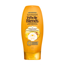 Garnier Whole Blends Illuminating Moracaan Argan & Camellia Oils Conditioner