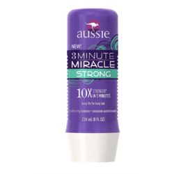 Aussie 3 Minute Miracle Strong Conditioning Treatment