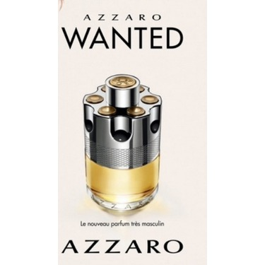 AZZARO Eau de toilette Wanted de Azzaro