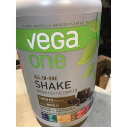 Vega One Nutritional Shake Chocolate