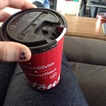 Tim Horton Hot Apple Cider