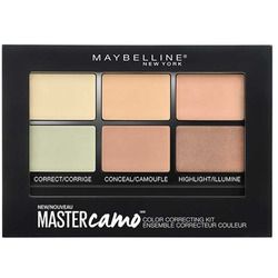 Maybelline New York Facestudio Master Camo Colour Correcting Kit