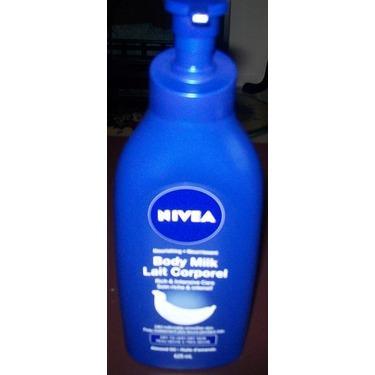 Nivea Body Milk Dry to Very Dry Skin