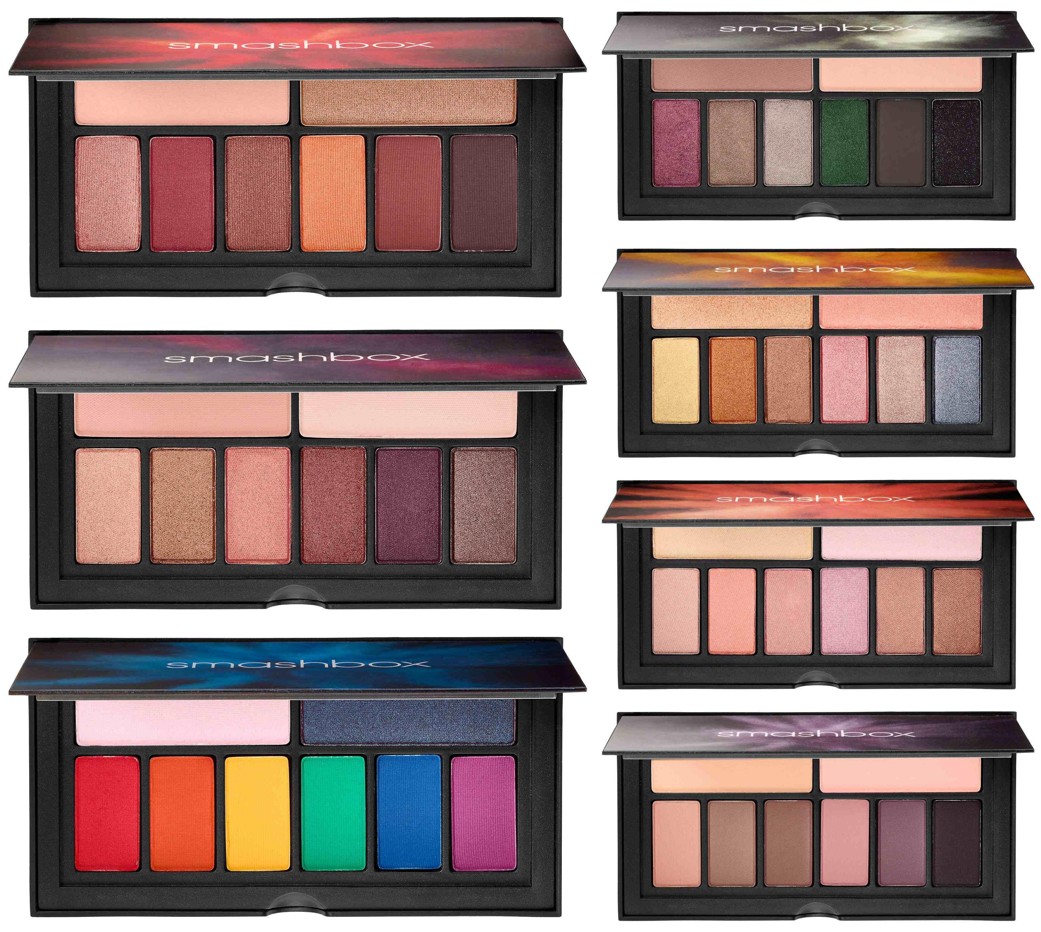 Smashbox Eye Shadow Cover Shot Eye Palette Reviews In Eye