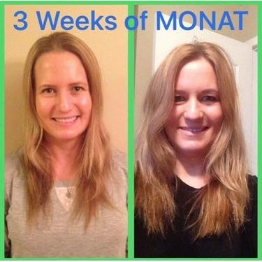 Monat Volume Treatment System Reviews In Hair Care Chickadvisor