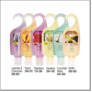 Avon Naturals Body Nourishing banana & coconut shower gel