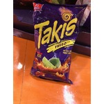 Takis Fuego Hot Chili & Lime Corn Snacks