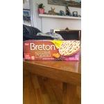 Dare Breton Caramelized Onion crackers