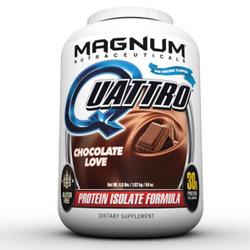 Magnum Quattro Love Protein Powder Chocolate Love