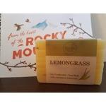 Rocky Mountain LEMONGRASS soap