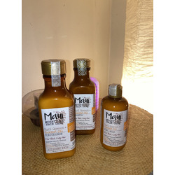 Maui Moisture Curl Quench & Coconut Oil Shampoo