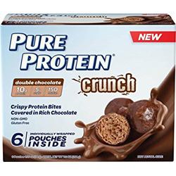 Pure Protein Crunch double chocolate