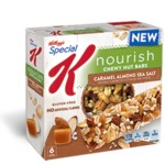 Special K Nourish with Quinoa Caramel Sea Salt & Mixed Nuts