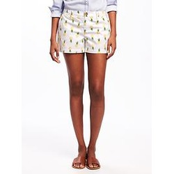 Old Navy mid rise everyday shorts