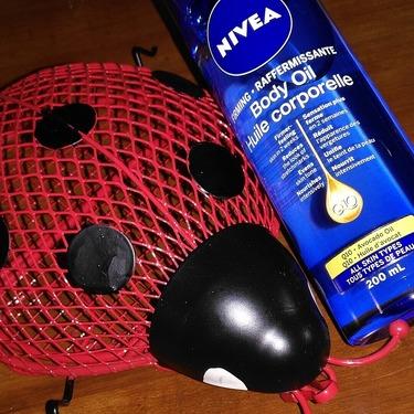 NIVEA Q10 Firming Body Oil