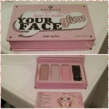 Face Glow Makeup Box