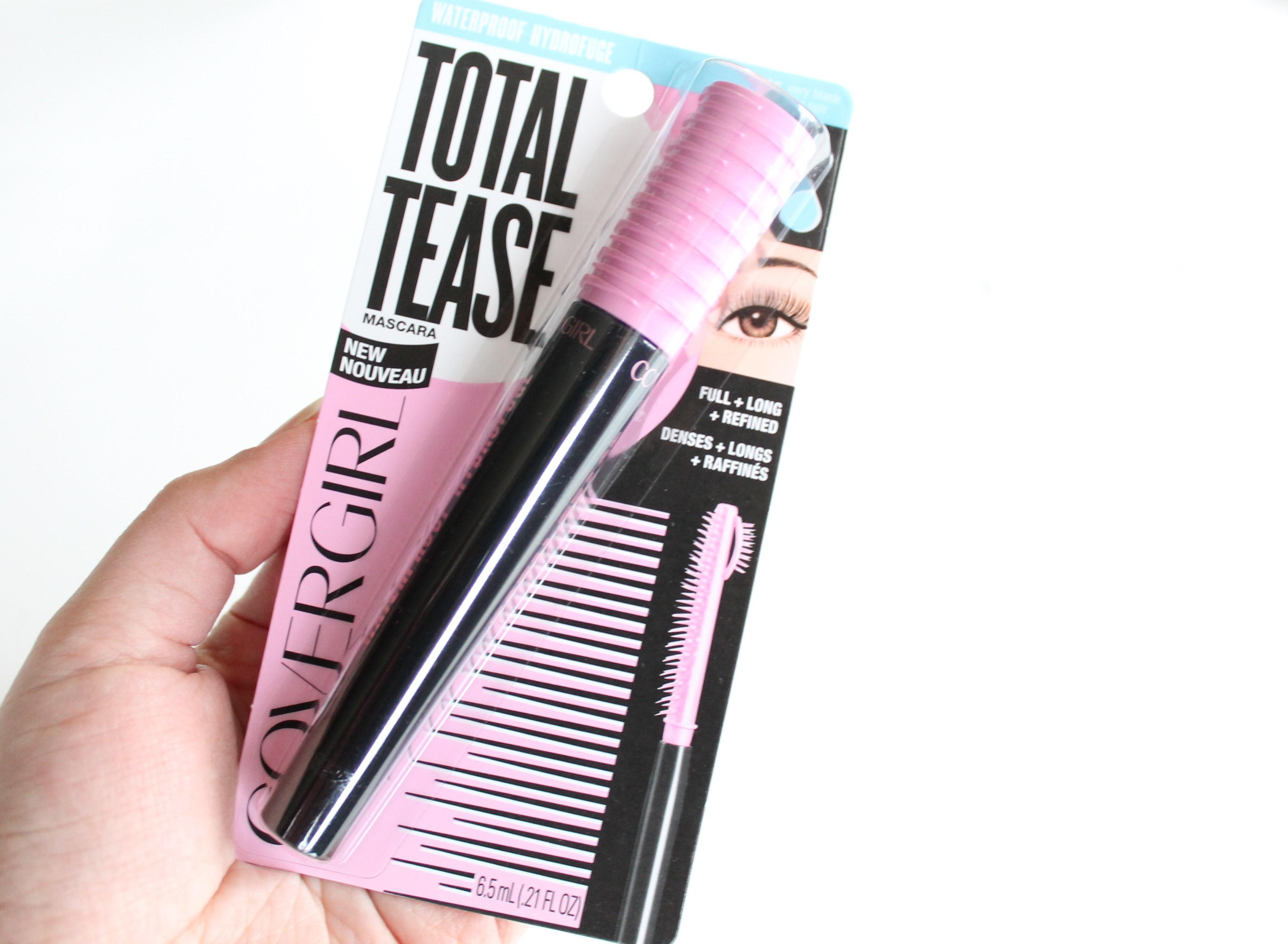 COVERGIRL Total Tease Mascara reviews in Mascara ...