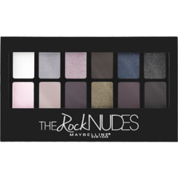 Maybelline New York The Rock Nudes™ Eye Shadow Palette