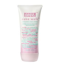 Cake Beauty Cake Walk Triplemint Foot Creme