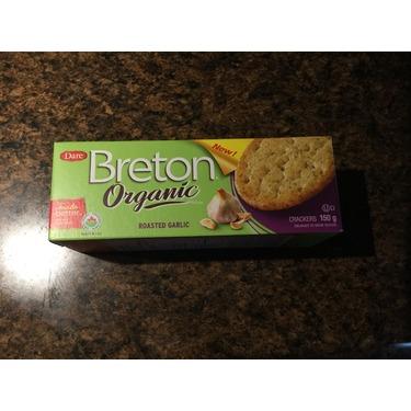 Breton organic roasted garlic