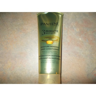 Pantene ProV 3 Minute Miracle Deep Conditioner