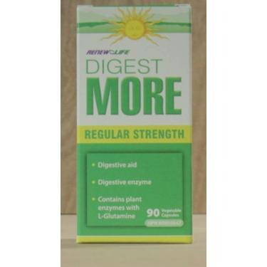 Renew Life DigestMORE- Regular Strength
