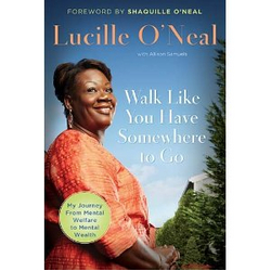 Book, Walk Like You Have Somewhere To Go