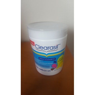 Clearasil Daily Clear Hydra Blast Pads