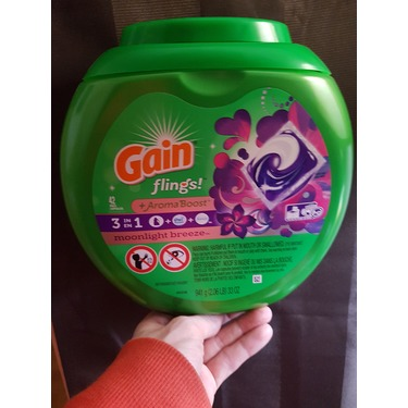 Gain Laundry Pods