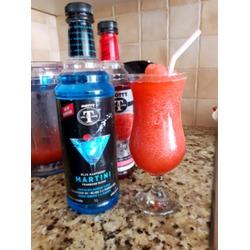 Mott's Mr & Mrs T Blue Raspberry Martini Cocktail Mix