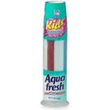 Aquafresh Kids Bubblemint Toothpaste