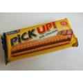pick up chocolate bar Milk chocolate
