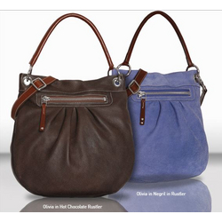 Roots Olivia Bag in Rustler Leather