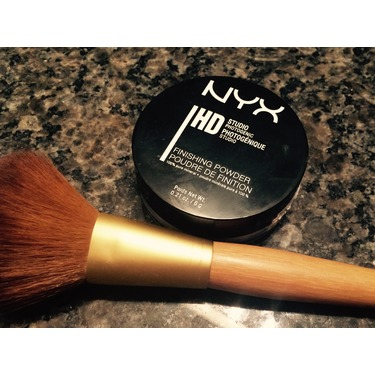NYX HD Finishing Powder Translucent