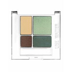 Lise Watier Quatuor Eyeshadow Quartet The Greens