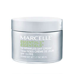 Marcelle Essentials 1st Wrinkles Day Cream SPF 15
