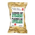 President's Choice loads of sour cream & onion ripple potato chips