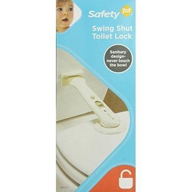 Safety 1st Swing Shut Toilet Lock