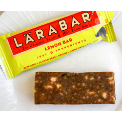 LÄRABAR Lemon Bar