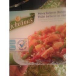 Michelina's honey barbeque chicken