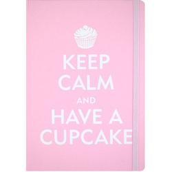 Keep Calm & Have a Cupcake Stationary